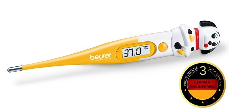 Zobrazit detail výrobku Beurer Dětský teploměr BY 11 Pejsek
