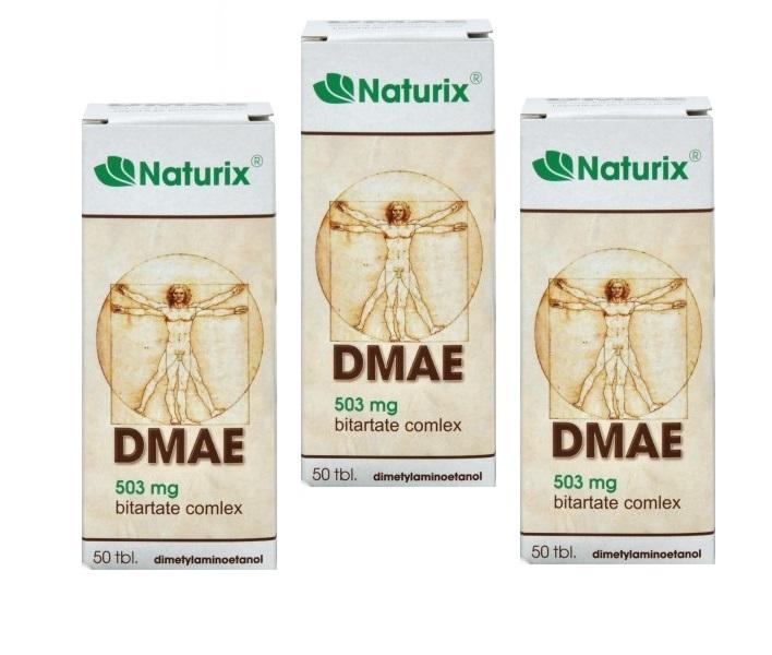 Zobrazit detail výrobku Vetrisol DMAE 3 + 1 (150 tablet)