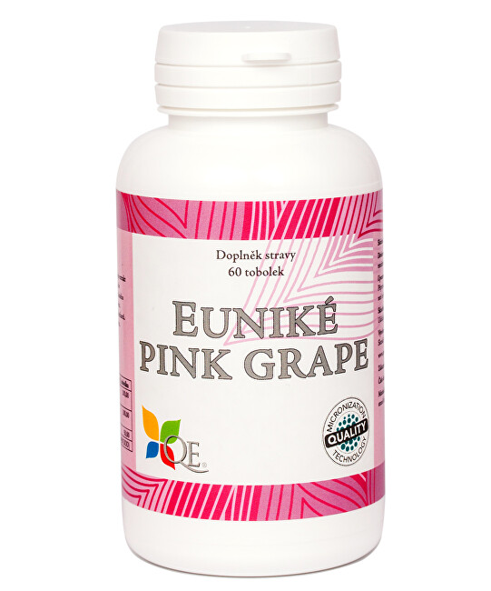 Queen Euniké Euniké Pink Grape 60 tobolek