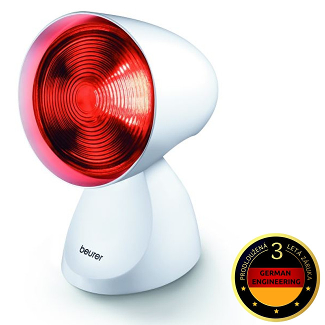 Zobrazit detail výrobku Beurer Infračervená lampa IL 21