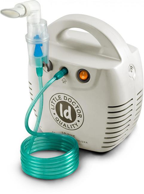 Zobrazit detail výrobku Little Doctor Kompresorový inhalátor LD-211C - bílý