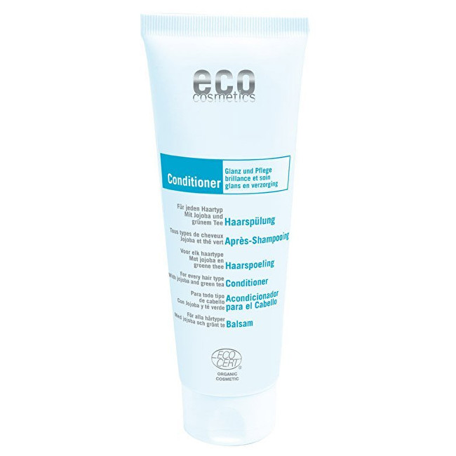 Zobrazit detail výrobku Eco Cosmetics Kondicionér s jojobou a zeleným čajem BIO 125ml