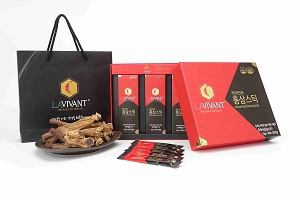 Zobrazit detail výrobku Lavivant LAVIVANT luxury, korejský červený ženšenový extrakt a jujuba 30 x 10 g