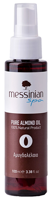Messinian Spa Mandlový olej 100 ml