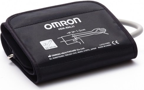 Zobrazit detail výrobku Omron Manžeta Omron Easy L, měkká 22-42 cm