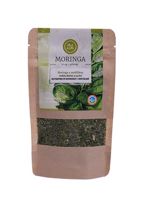 Zobrazit detail výrobku Herb & Me Moringa olejodárná s andělikou lékařskou 30 g