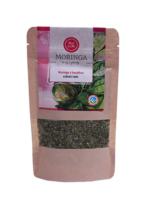 Moringa olejodárná s bazalkou 30 g