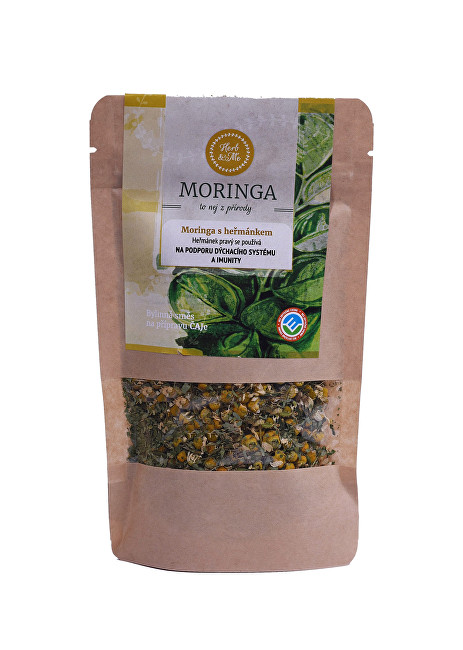 Moringa olejodárná s heřmánkem pravým 30 g
