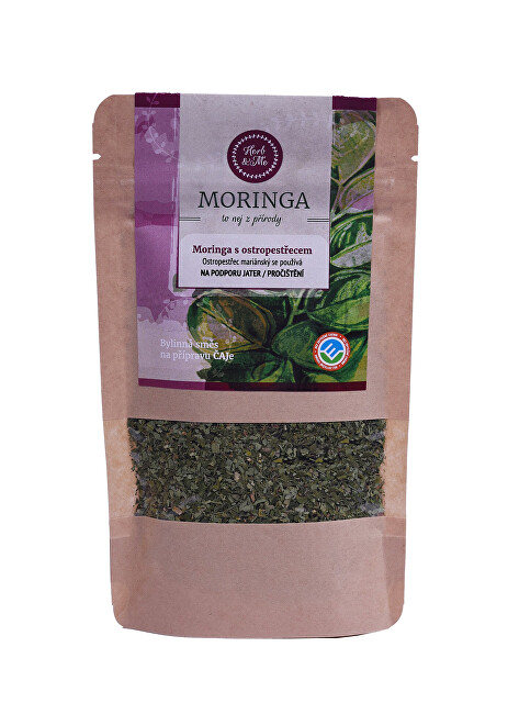 Zobrazit detail výrobku Herb & Me Moringa olejodárná s ostropestřcem 30 g