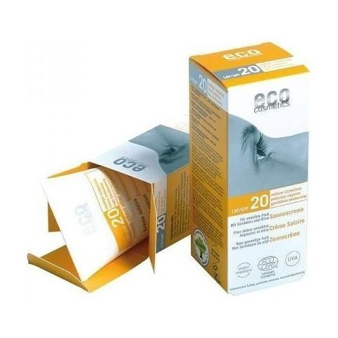 Opalovací krém SPF 20BIO 75ml