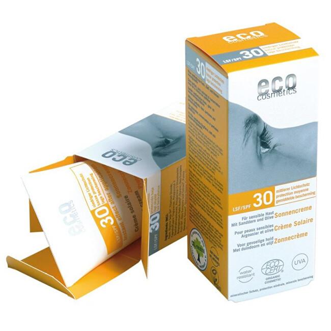 Zobrazit detail výrobku Eco Cosmetics Opalovací krém SPF 30BIO 75ml