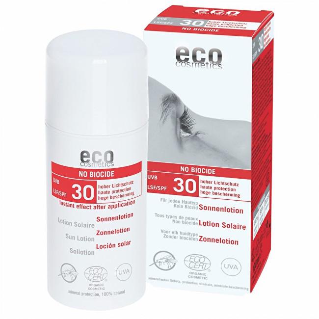 Zobrazit detail výrobku Eco Cosmetics Opalovací krém SPF 30s repelentem BIO 100ml