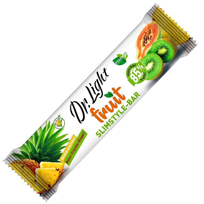 Pharmind Dr. Light Fruit slimstyle-bar 10 x 30 g
