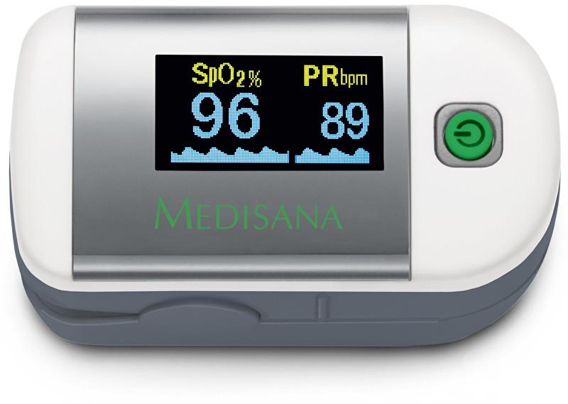 Zobrazit detail výrobku Medisana Pulzní oxymetr PM 100