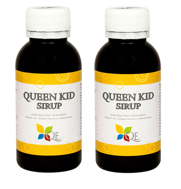 Queen Eunike QUEEN KID Sirup 2x100 ml
