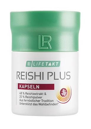 Zobrazit detail výrobku LR Lifetakt Reishi Plus 30 kapslí