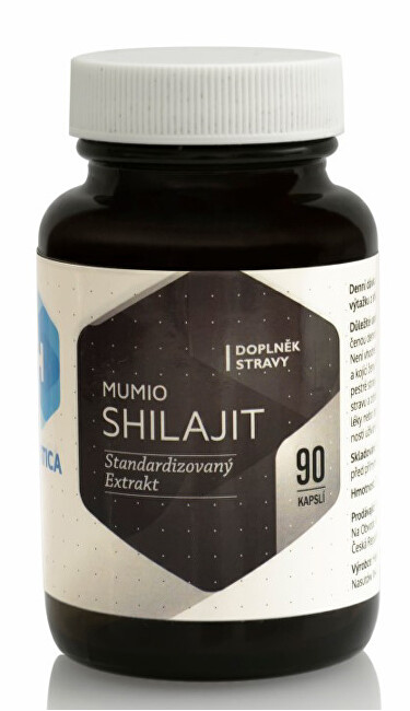 Zobrazit detail výrobku Hepatica Shilajit mumio 90 kapslí