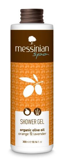 Sprchový gel pomeranč & levandule 300 ml
