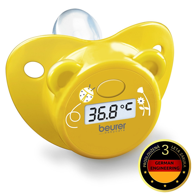 Zobrazit detail výrobku Beurer Teploměr v dudlíku dětský BY 20
