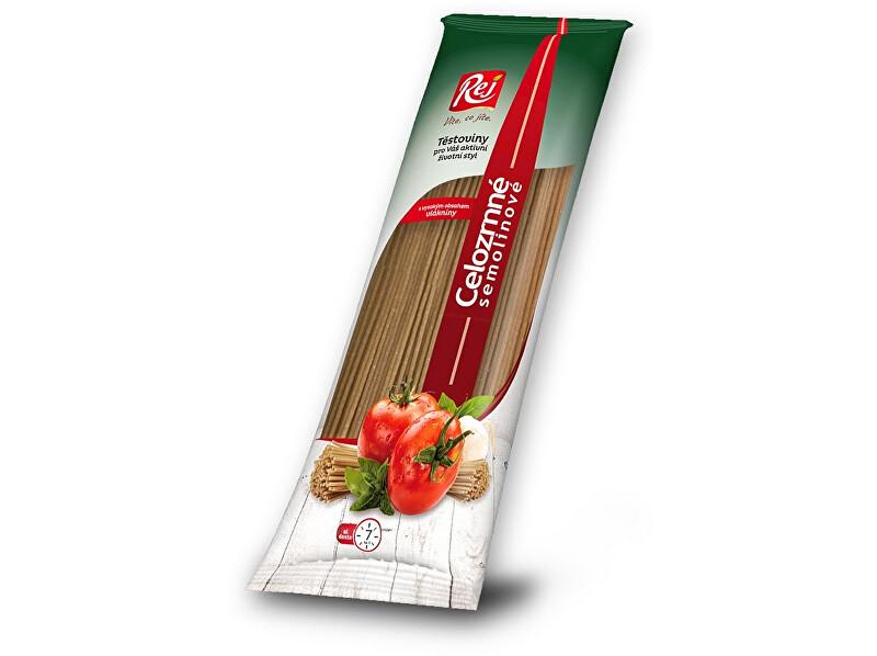 Těstoviny SPAGHETTI - celozrnná semolina 400 g