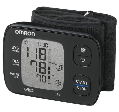 Zobrazit detail výrobku Omron Tonometr digitální RS6 na zápěstí