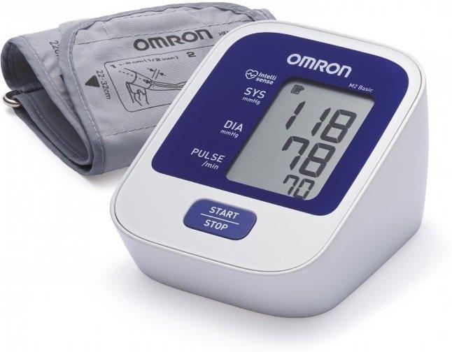 Zobrazit detail výrobku Omron Tonometr M2 Basic (nový model)