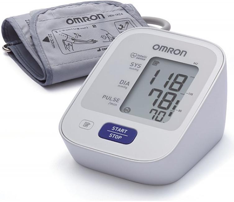 Zobrazit detail výrobku Omron Tonometr M2 s Easy manžetou