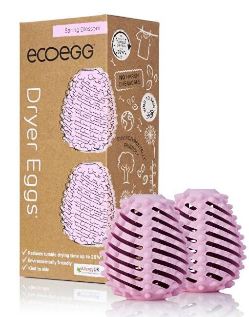 Zobrazit detail výrobku Ecoegg Vajíčko do sušičky prádla s vůní jarních květů 2 ks