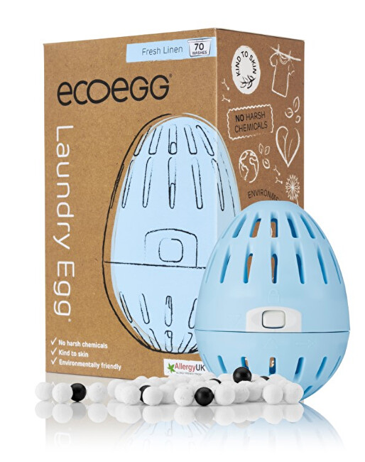 Zobrazit detail výrobku Ecoegg Vajíčko na praní 210 cyklů praní s vůní svěží bavlny