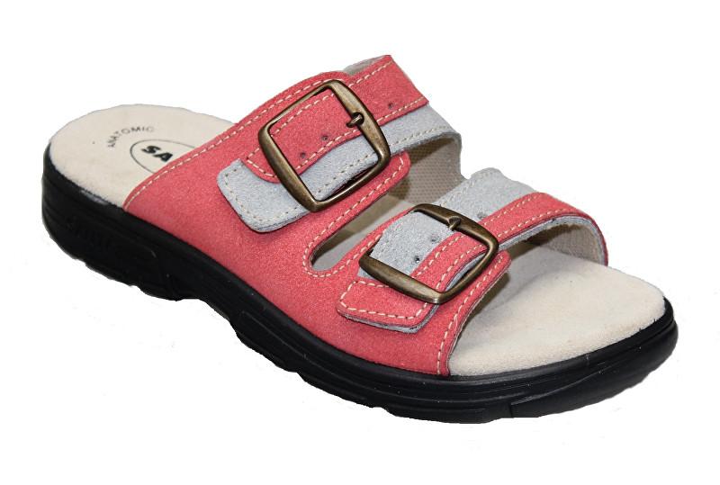 Zobrazit detail výrobku SANTÉ Zdravotní obuv dámská DM/125 oranžová 37