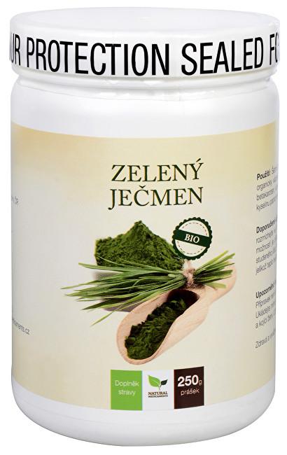 Zobrazit detail výrobku Natural Medicaments Zelený ječmen BIO 250 g