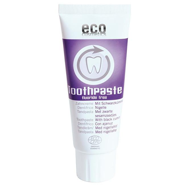 Zubní pasta s černuchou BIO bez fluoru 75 ml