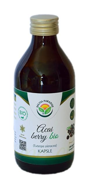 Zobrazit detail výrobku Salvia Paradise Acai berry kapsle BIO 190 ks