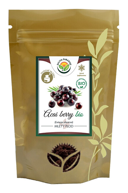 Zobrazit detail výrobku Salvia Paradise Acai berry prášek BIO 100 g