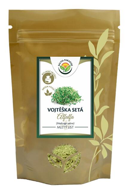 Zobrazit detail výrobku Salvia Paradise Alfalfa - Mladá zelená vojtěška 200 g