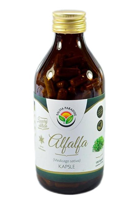 Zobrazit detail výrobku Salvia Paradise Alfalfa - vojtěška 190 kapslí