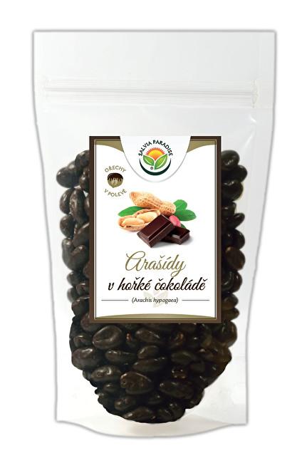 Zobrazit detail výrobku Salvia Paradise Arašídy v hořké čokoládě 150 g