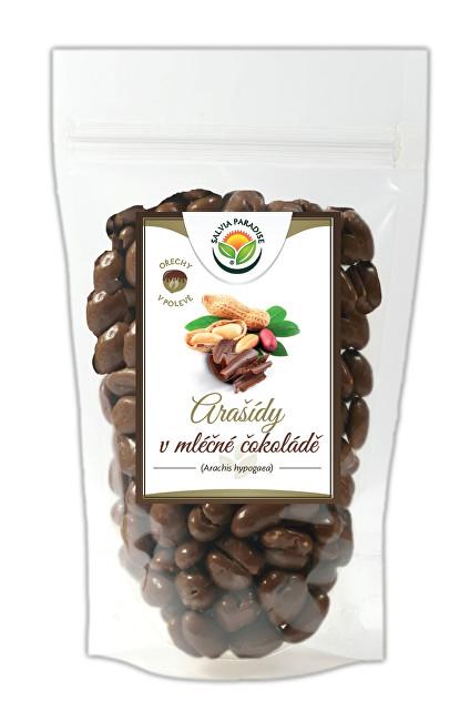 Zobrazit detail výrobku Salvia Paradise Arašídy v mléčné čokoládě 150 g