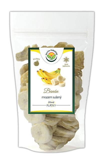Zobrazit detail výrobku Salvia Paradise Banán plátky mrazem sušené 40 g