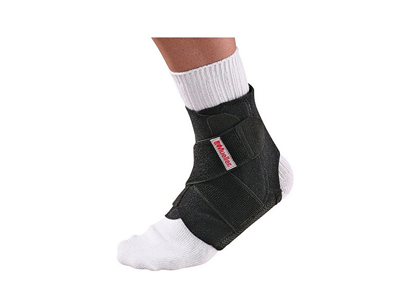 Mueller Bandáž na kotník Adjustable Ankle Stabilizer