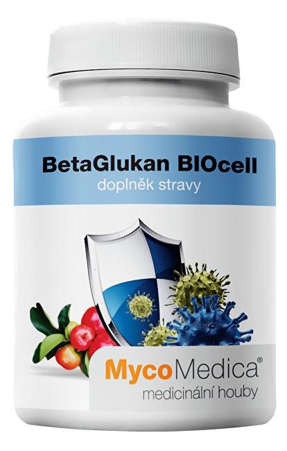 Zobrazit detail výrobku MycoMedica BetaGlukan BIOcell 90 kapslí