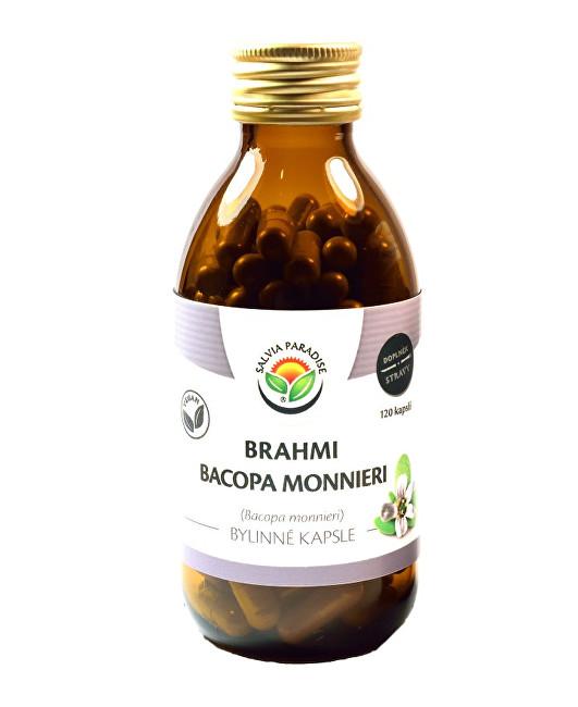Zobrazit detail výrobku Salvia Paradise Brahmi - Bacopa monnieri kapsle 60 ks