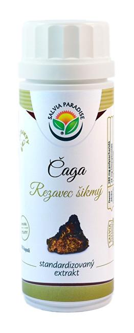 Zobrazit detail výrobku Salvia Paradise Čaga - Rezavec šikmý standardizovaný extrakt 100 kapslí