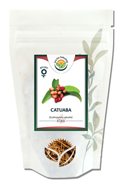 Zobrazit detail výrobku Salvia Paradise Catuaba kůra 1000 g