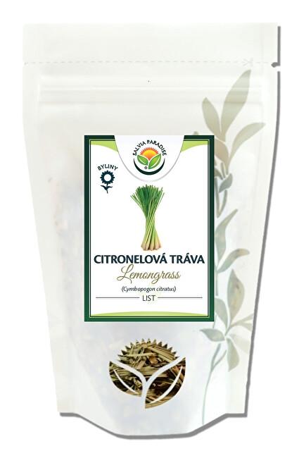 Zobrazit detail výrobku Salvia Paradise Citronelová tráva - Lemongrass 1000 g