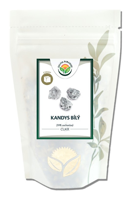 Zobrazit detail výrobku Salvia Paradise Cukr Kandys bílý 1000 g