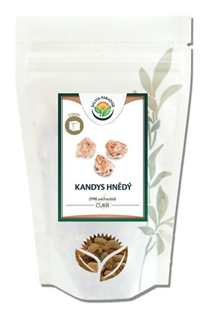 Zobrazit detail výrobku Salvia Paradise Cukr Kandys hnědý 200 g