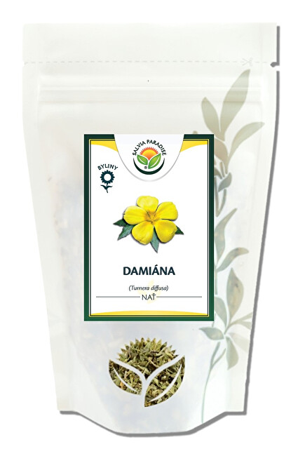 Zobrazit detail výrobku Salvia Paradise Damiána - Turnera diffusa nať 50 g