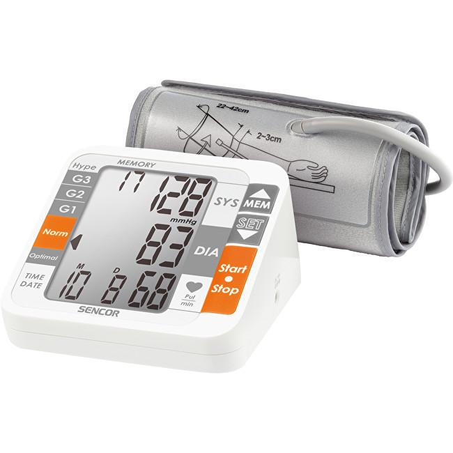 Zobrazit detail výrobku Sencor Digitální tlakoměr SBP 690