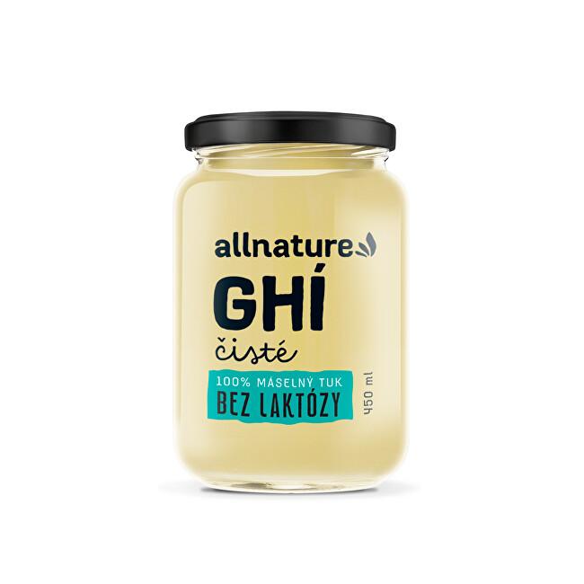 Zobrazit detail výrobku Allnature Ghí 450 ml